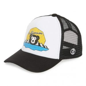 Cali Bear Trucker Hat