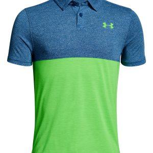 Threadborne Colorblocked Polo Shirt